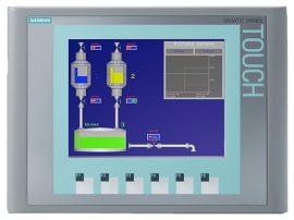 HMI Siemens KTP600 Basic Panel 6AV6647-0AD11-3AX0