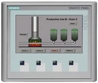 HMI Siemens KTP400 Basic Panel 6AV6647-0AK11-3AX0