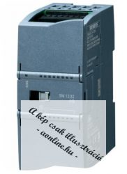 Kompakt PLC bővítő modul Siemens S7-1200 SM 1232 6ES7232-4HB32-0XB0
