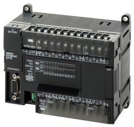 Kompakt PLC CPU Omron CP1E-NA20DR-A