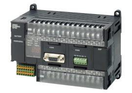 Kompakt PLC CPU Omron CP1H-XA40DT-D