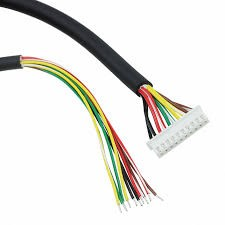Ajtókapcsoló kábel Omron D4SL-CN5
