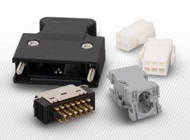 Szervó csatlakozó Panasonic DVOP4380