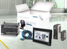 PLC kit Omron NB7-CP1LE30T-KIT