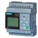 Siemens LOGO! Basic (alapegység) kijelzővel